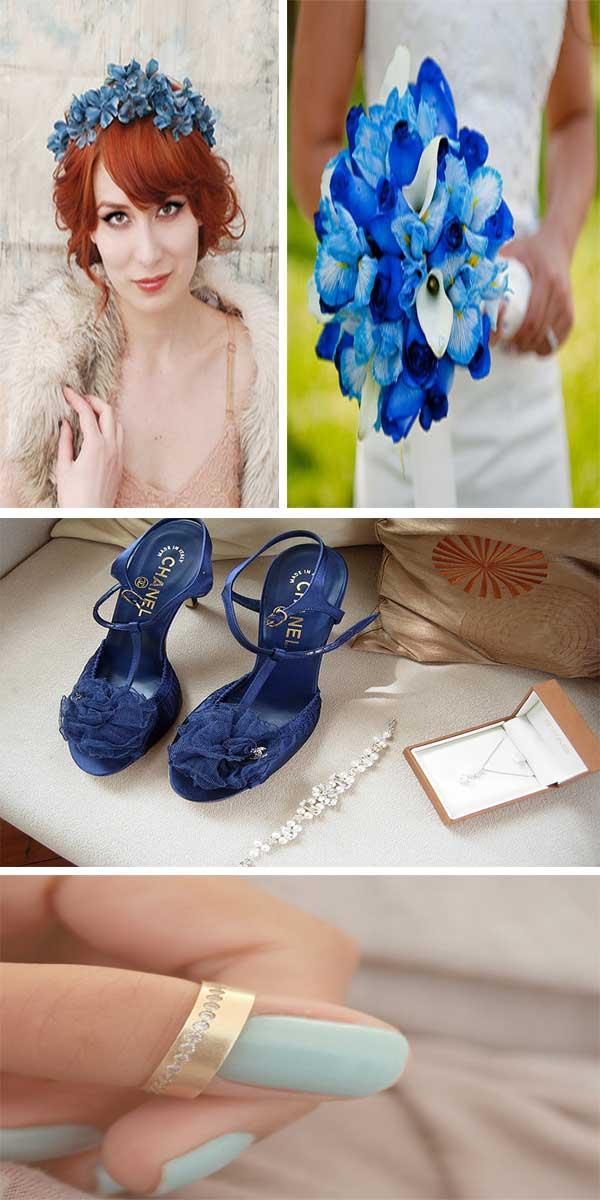 azul-novia