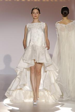 Vestidos de Novia cortos colección2015
